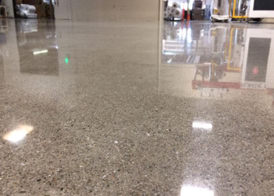 Polished Concrete Floor – Commex Coorporation