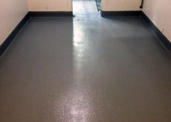 Walk-in Cooler Flooring, Emeryville