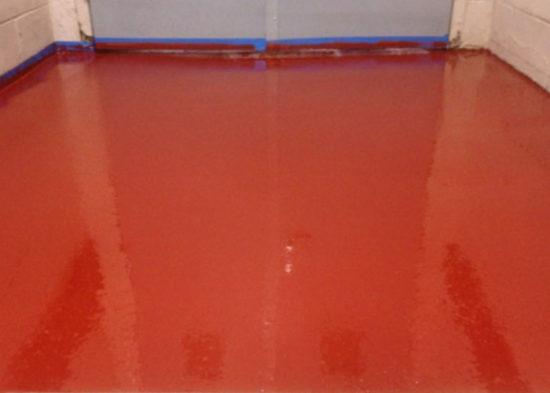 Polymer Floor Refinishing, Solano County
